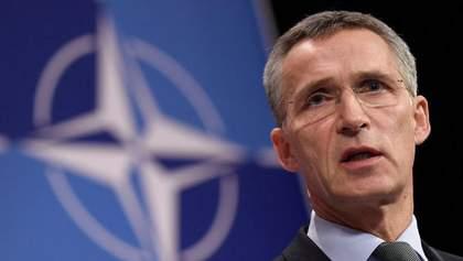 Столтенберг: Україна наблизилася до НАТО, ставши партнером із розширеними можливостями