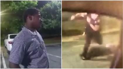Добивав ногами застреленого: копу, що вбив Брукса в Атланті, загрожує страта