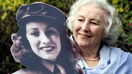 Померла акторка і співачка Віра Линн, яку полюбляє цитувати Єлизавета ІІ
