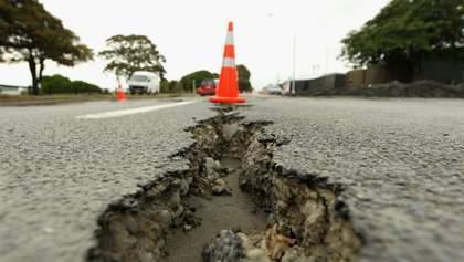 Нову Зеландію трясе: у країні стався потужний землетрус