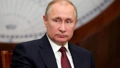 Путін написав статтю про Другу світову: Країни Балтії приєдналися до СРСР законно
