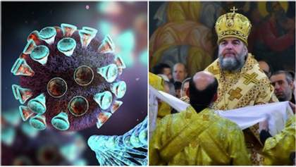 Коронавірус неочікувано виявили у митрополита ПЦУ у Вінницькій області