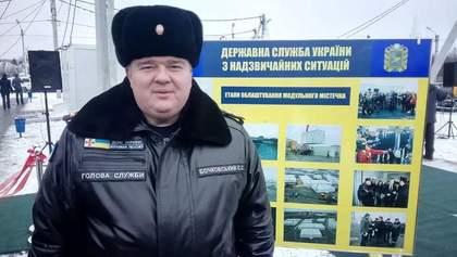 Скандальний Бочковський знову став очільником ДСНС: рішення Верховного суду
