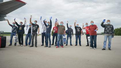 Одесские моряки, которые провели 3 года в ливийском плену, вернулись домой