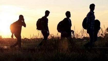 Четверо громадян Іраку нелегально потрапили в Україну: їх затримали – фото