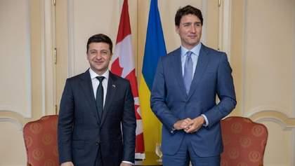 Чому для України важлива підтримка Канади: пояснення Зеленського