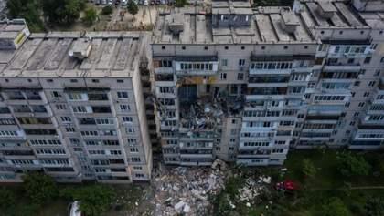 Всіх постраждалих від вибуху на Позняках до зими обіцяють забезпечити житлом