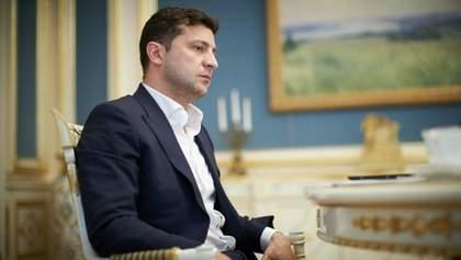 Зеленский согласился заплатить штраф за нарушение карантина в Хмельницком