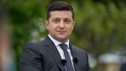 Зеленський переклав усі скандали у відносинах зі США на Порошенка