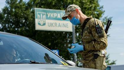 Без обсервации и самоизоляции: разрешили проезд через Украину транзитом без карантина