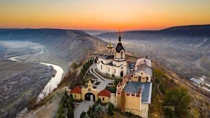 Дивовижні місця Молдови: фото