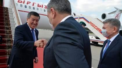 Парад перемоги у Москві: у делегації з Киргизстану виявили коронавірус