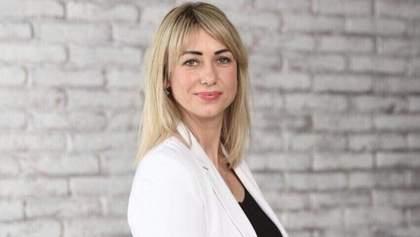 """Домбровская, которую назвали """"рабочей бабой"""", впервые прокомментировала скандал с Корниенко"""