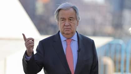 Генсек ООН Гутерреш оприлюднив доповідь про нові порушення Росії в Криму: подробиці документу