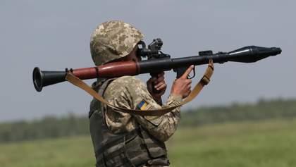 На Донбасі українські військові відповіли на вогонь окупантів: троє вбитих та двоє поранені