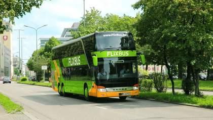FlixBus возобновляет международные рейсы из Украины: даты и направления