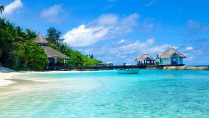 10 фото с Мальдив, от которых перехватывает дыхание