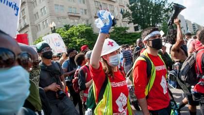 Вбивства темношкірих у США: чи вплинули протести Black Lives Matter на поширення COVID-19