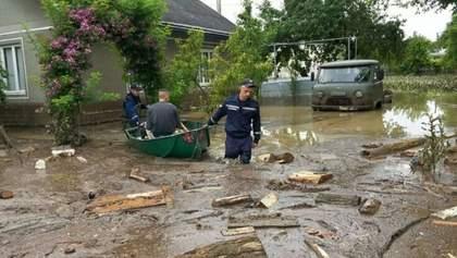ЕС поможет Украине с ликвидацией последствий наводнения