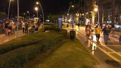 В Турции снова произошло землетрясение: видео