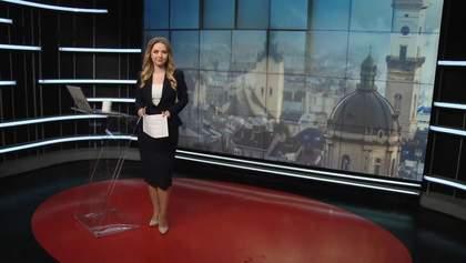 Випуск новин за 12:00: Протести проти Шкарлета. Санкції ЄС проти Росії