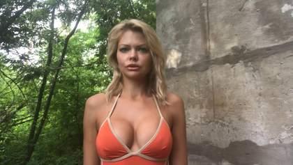 """""""Ні політпроститутам"""": скандально звільнена Клітіна в купальнику заявила про створення партії"""