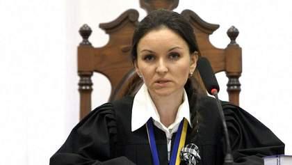 """Суддю Майдану Оксану Царевич виправдали: вона забирала права в учасників """"Автомайдану"""""""