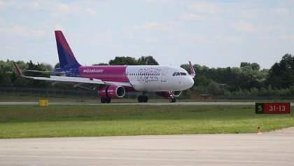 Авіакомпанія Wizz Air відкрила у Львові базу та нові напрямки