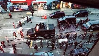 """Вбивства та """"зачистка"""": чому поліція США повернула собі владу  у Сіетлі"""