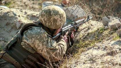 Враг не оставляет в покое: на Донбассе ранили украинского воина