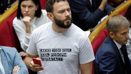 """Мені суд дозволив, – Дубінський заявив, що має право говорити про """"собачий рот Смолія"""""""