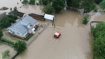 Рада выделила 2 миллиарда на преодоление последствий наводнений