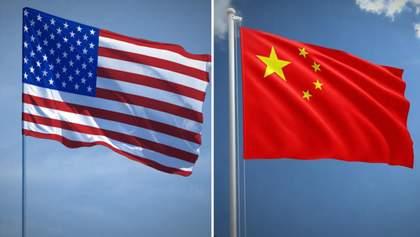 Конгресс США принял санкции против Китая из-за скандального закона о Гонконге