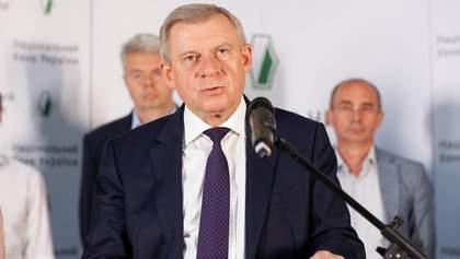 Смолій підтвердив, що пішов у відставку після розмови з Зеленським