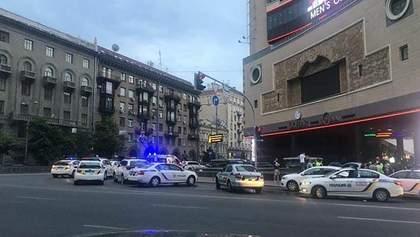 Массовая драка со стрельбой в центре Киева: есть пострадавшие – видео (+18)