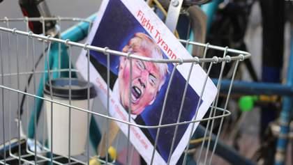 Важкий рік для Трампа: коронавірус та Black Lives Matter понизили рейтинги президента