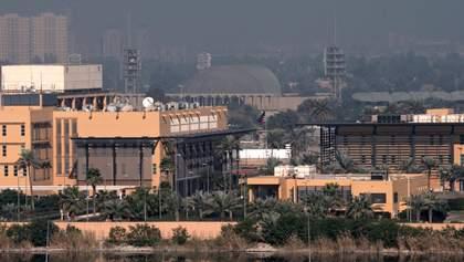 """У Багдаді обстріляли """"зелену зону"""", дісталося і посольству США"""