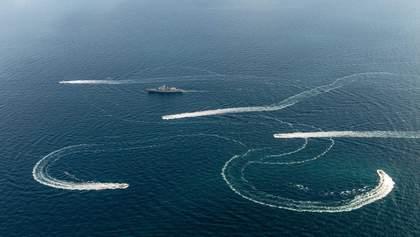 Азовское море – это не лужа России, – командующий ВМС об обороне региона
