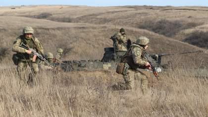 Боевики на Донбассе продолжают провокации: воинам ОС пришлось жестко ответить