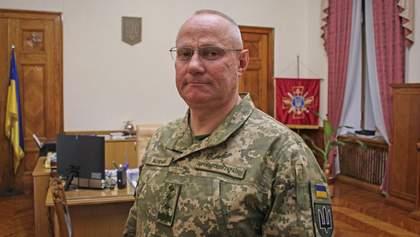 Информация о якобы сокращении войска является манипулятивной и ложной, – Хомчак