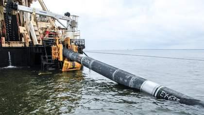 """Данія дозволила добудувати """"Північний потік – 2"""" попри боязнь за ядерні відходи в морі"""