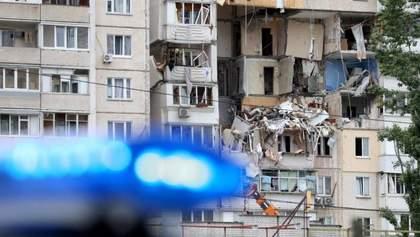 2925 гривен за метр квадратный: Киевсовет выделил деньги пострадавшим от взрыва на Позняках