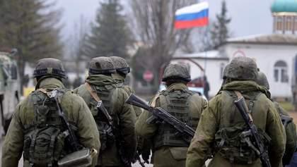 Россия перебросила на Донбасс новую партию оружия