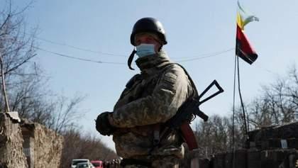 Боевики семь раз обстреляли украинские позиции на Донбассе: много раненых