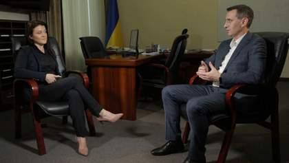 Про COVID-19 в дружини Зеленського, реформу Супрун та вибори мера: відверте інтерв'ю з Ляшком