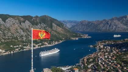 Черногория упростила въезд для украинских туристов: условия
