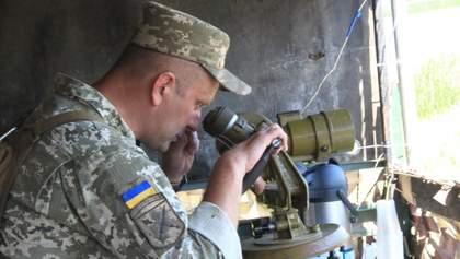 Враг наносит удар во время стихийного бедствия: на Донбассе трое раненых защитников