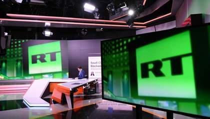 Пропагандистський RT заборонили через Кисельова в Литві