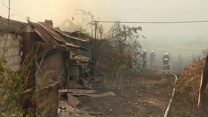 Пожары на Луганщине: кто и какие компенсации получит, как будут предотвращать огонь