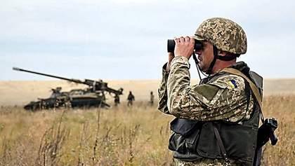 Российские оккупанты обстреляли защитников украинских позиции, трое военнослужащих ранены